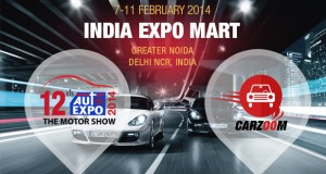Auto Expo 2014 New Delhi India