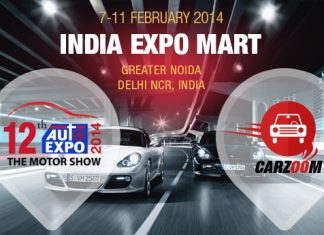 Auto Expo 2014 New Delhi India