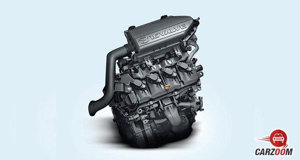 etios liva engine