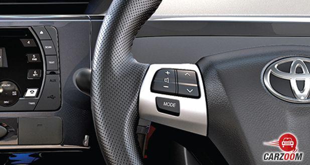 etios liva steering
