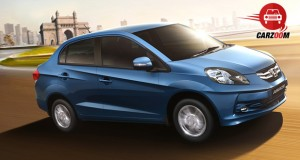 News on launch of Honda Amaze New SX