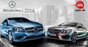 News on launch of 8 New Models by Mercedes-Benz in 2014