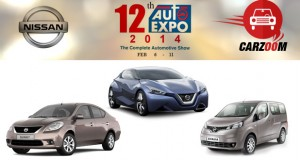 Nissan to Showcase Sunny facelift, Evalia facelift & Friend-Me Concept Car