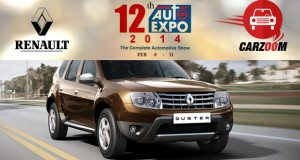 Renault to Showcase Renault Duster Facelift