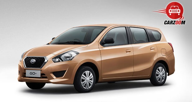 Auto Expo 2014 Datsun GO Plus Exteriors Overall
