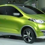 Auto Expo 2014 Datsun redi-Go Concept Exteriors Overall