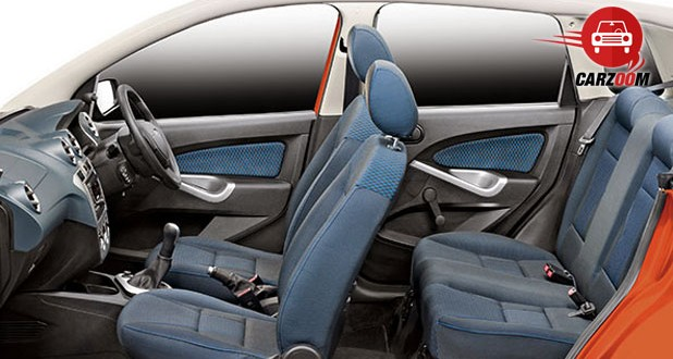 Ford Figo Interiors Seats