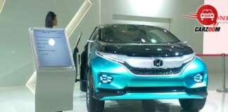 Auto Expo 2014 Honda Vision XS-1 Concept