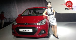 Auto Expo 2014 Hyundai Xcent