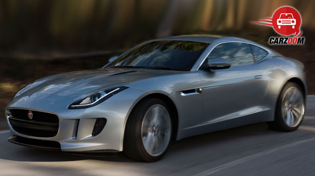 Jaguar F-Type Coupe Exteriors Overall