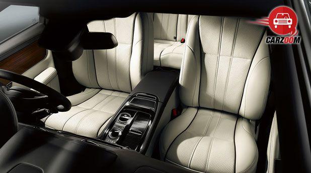 Jaguar XJ Interiors Seats