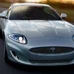 Auto Expo 2014 Jaguar XK Exteriors Front View