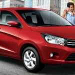 Auto Expo 2014 Maruti Suzuki Celerio Exteriors Overall