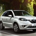 Auto Expo 2014 New Renault Koleos