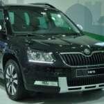 Auto Expo 2014 New Skoda Yeti Exteriors Overall