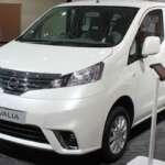 Auto Expo 2014 Nissan Evalia Facelift