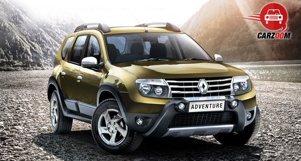 Auto Expo 2014 Renault Duster Adventure Exteriors Overall