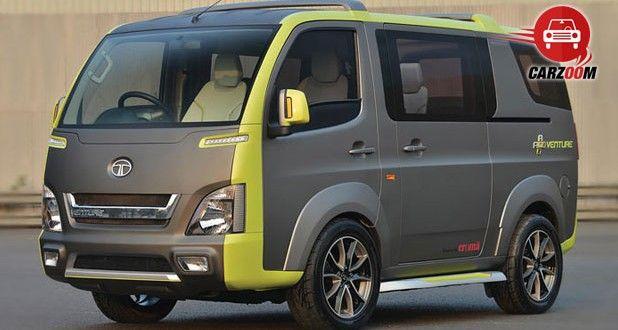 Auto Expo 2014 Tata ADD-Venture Concept Exteriors Overall
