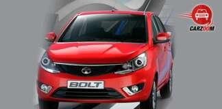 Auto Expo 2014 Tata Bolt Exteriors Front View