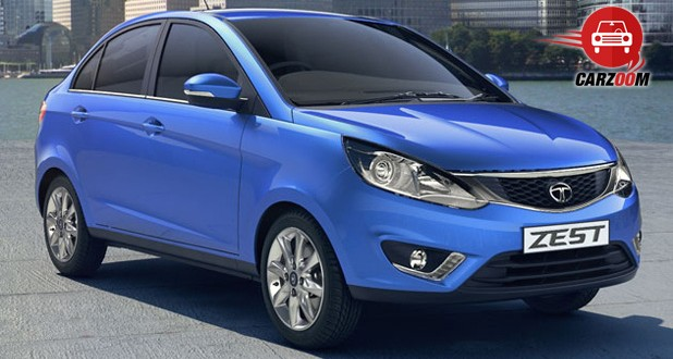 Auto Expo 2014 Tata Zest
