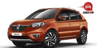 Auto Expo - New Renault Koleos