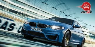 BMW M3 Exteriors Front View