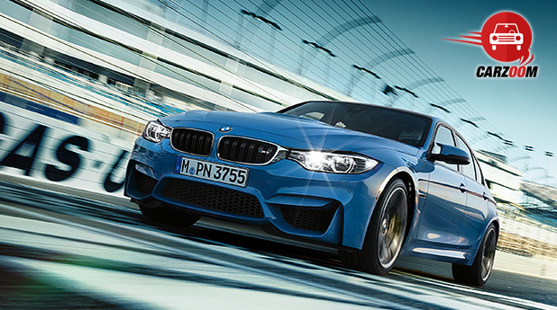 BMW M3 Exteriors Front View