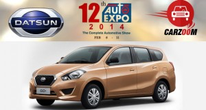 Auto Expo News & Updates - Datsun to Showcase Datsun GO Plus
