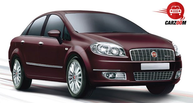 Fiat Linea Classic Exteriors Front View