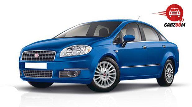Fiat Linea Classic Exteriors Overall