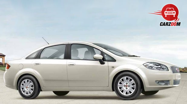 Fiat Linea Classic Exteriors Side View