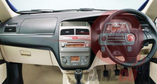 Fiat Linea Classic Interiors Dashboard