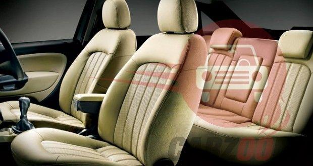 Fiat Linea Classic Interiors Seats