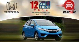 Honda to Showcase Jazz 2014