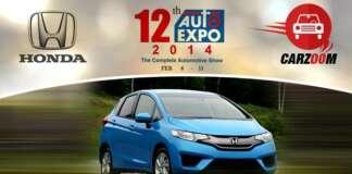 Honda to Showcase Jazz 2014