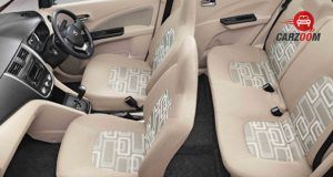 Maruti Suzuki Celerio seats
