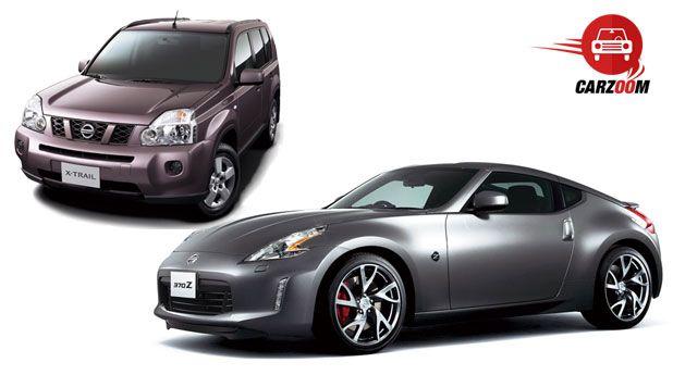 Nissan India discontinues Nissan X-Trail & Nissan 370Z