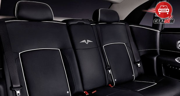 Rolls-Royce Ghost V-Specification Interiors Seats