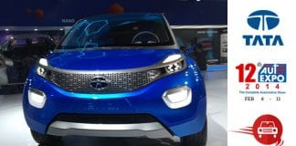 Auto Expo News & Updates - Tata Motors to Showcase Tata Nexon
