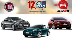 Fiat to Showcase Fiat Bravo, Linea facelift & New Punto facelift