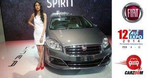 Auto Expo News & Updates - Fiat to Showcase New Fiat Linea