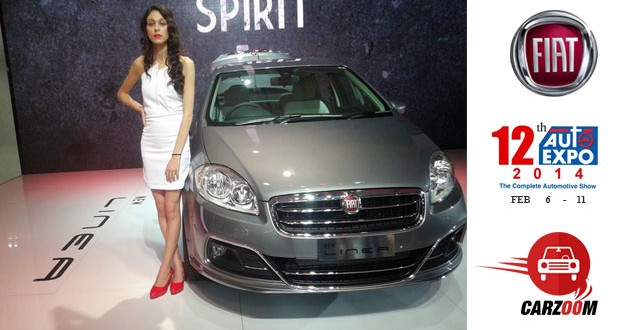 Auto Expo News & Updates - Fiat to Showcase New Fiat Linea