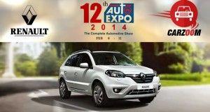 Auto Expo News & Updates - Renault to Showcase Renault Koleos