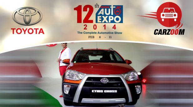 Toyota Showcased Toyota Etios Cross, Bookings Open