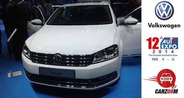 Auto Expo News & Updates - Volkswagen to Showcase Volkswagen Passat