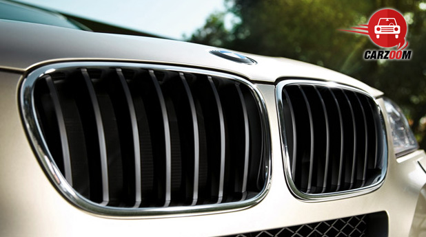 BMW X3 Exteriors Front View