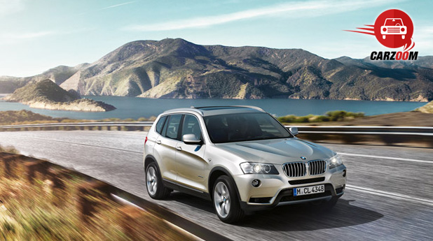 BMW X3 Exteriors Overall