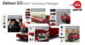 Datsun GO Accessory
