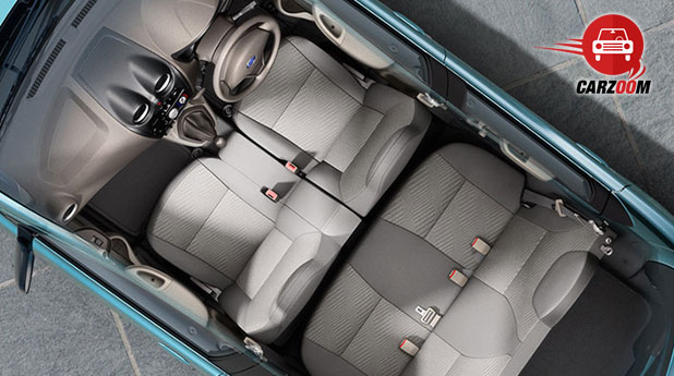 Datsun Go Seats