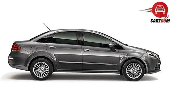 Fiat Linea Exteriors Side View